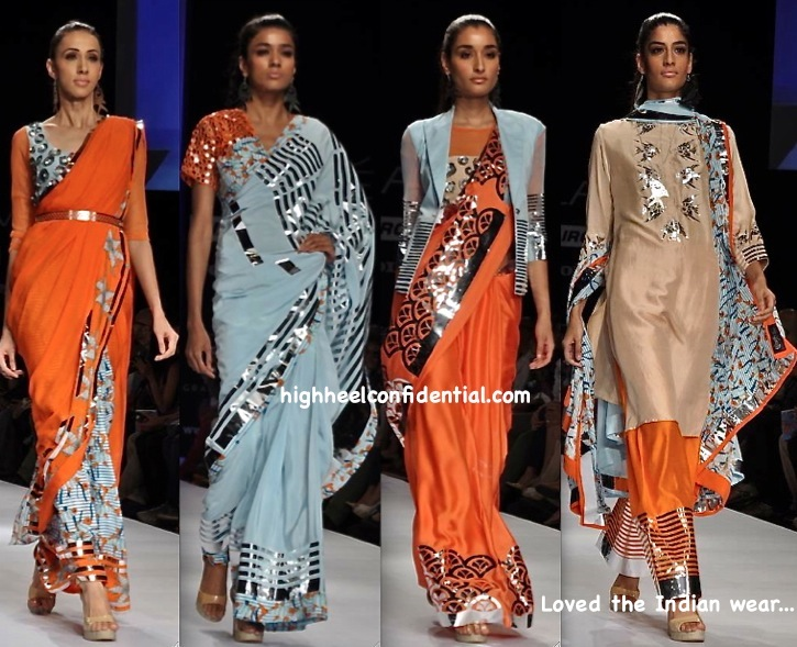 lfw summer resort 2013-surendri by yogesh chaudhary-1