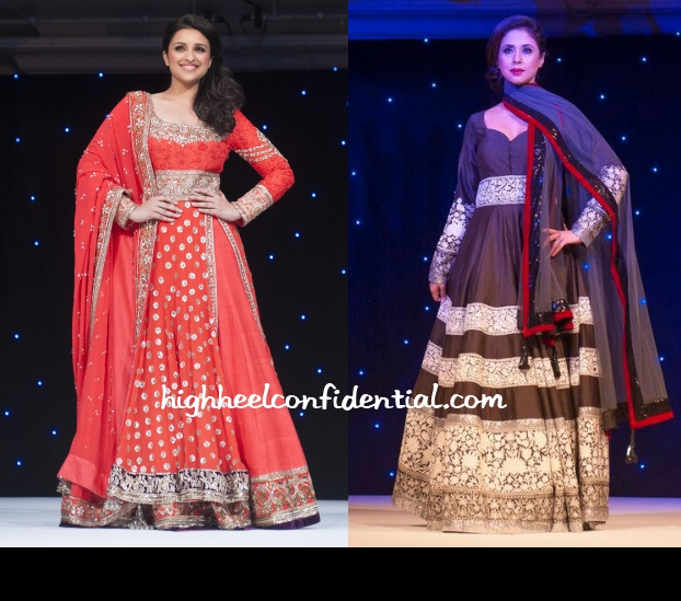 parineeti-urmila-manish-malhotra-fashion-show-london