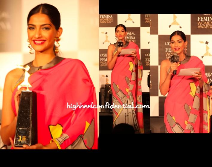 sonam-kapoor-masaba-satya-paul-femina-womens-awards-2013