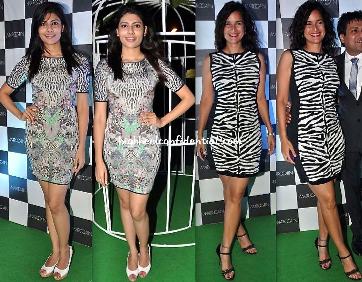 vanya-mishra-and-sushma-reddy-at-marc-cain-store-launch