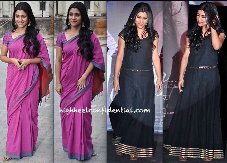 Konkona Sen Sharma At Ek Thi Daayan Promotion And Music Launch