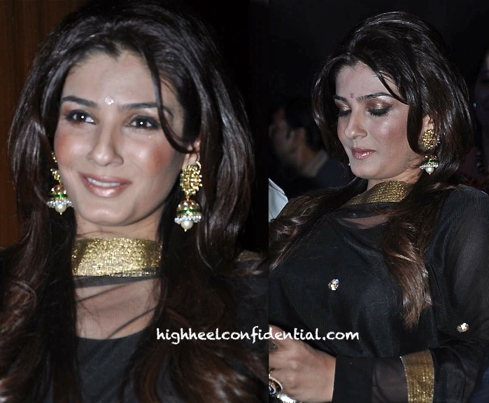 raveena tandon at baisakhi celebrations-1