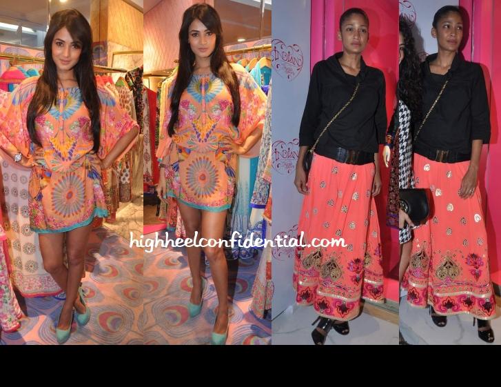 sonal-chauhan-manish-arora-store-launch