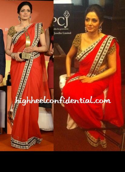 sridevi-india-today-womens-awards-2013