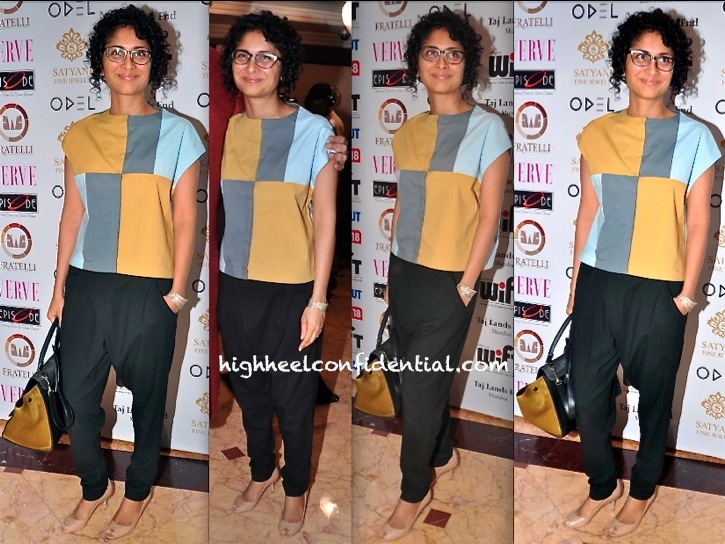 Kiran Rao In shivan and narresh At WIFT Event Felicitating National Award Winners