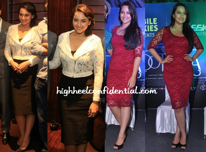 sonakshi-sinha-lootera-promotions-lace-jacket-dress