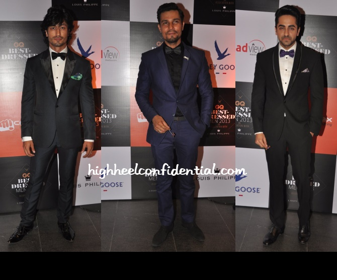 vidyut-jamwal-randeep-ayushmann-gq-best-dressed-2013