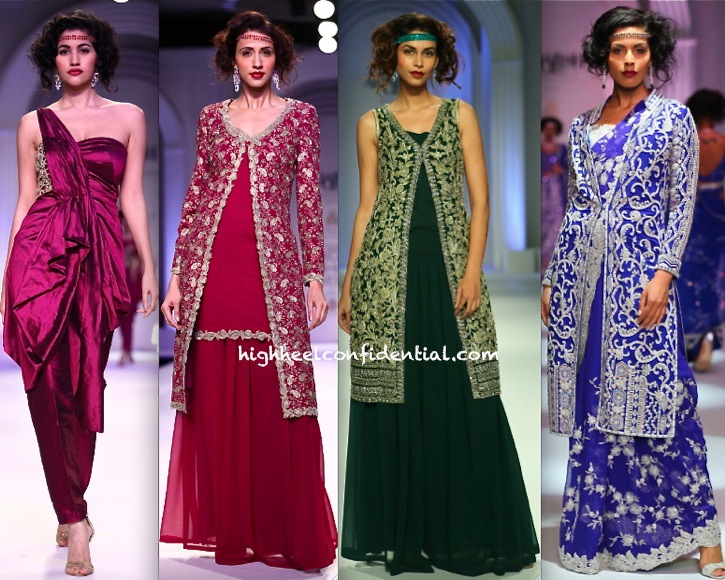 Aamby Valley India Bridal Fashion Week 2013- Adarsh Gill-1