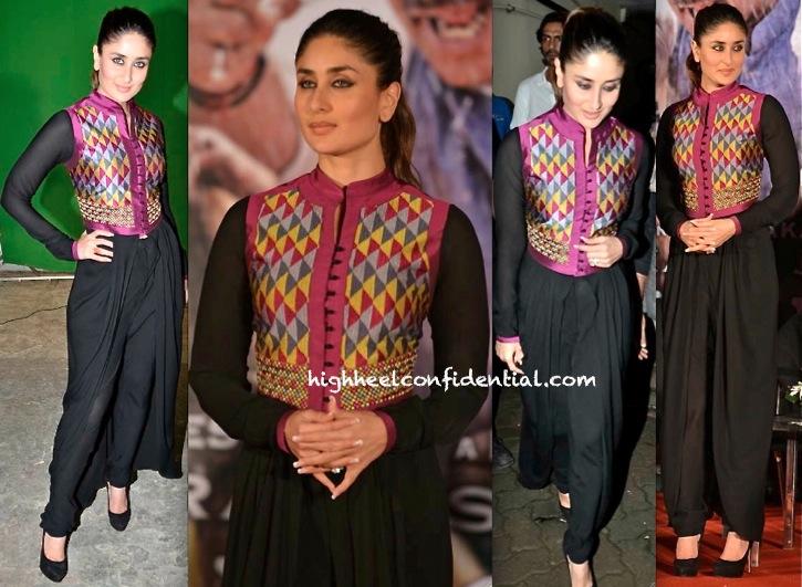 Kareena Kapoor In Payal Pratap At Satyagraha Song Launch-2