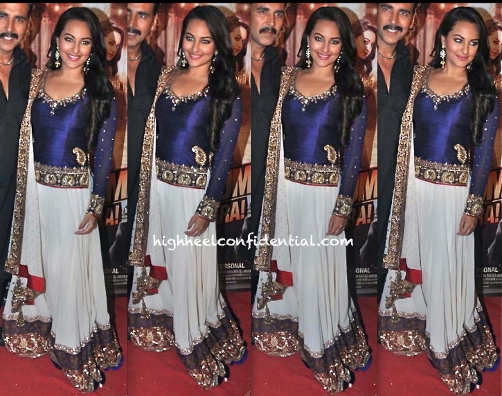 Sonakshi Sinha Promotes Once Upon A Time In Mumbai Dobara In Vikram phadnis-1