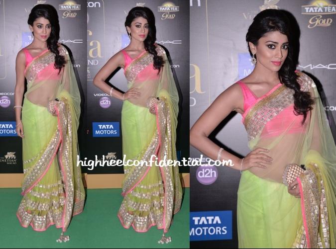 shriya-saran-iifa-awards-2013-manish-malhotra