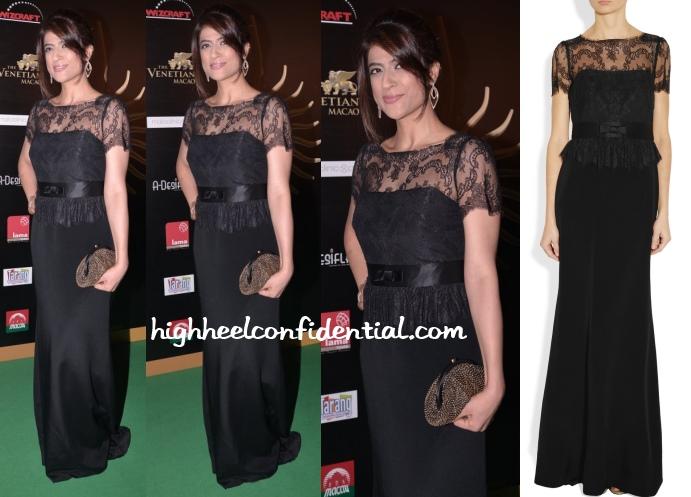 tahira-khurrana-notte-marchesa-lace-gown-iifa-2013