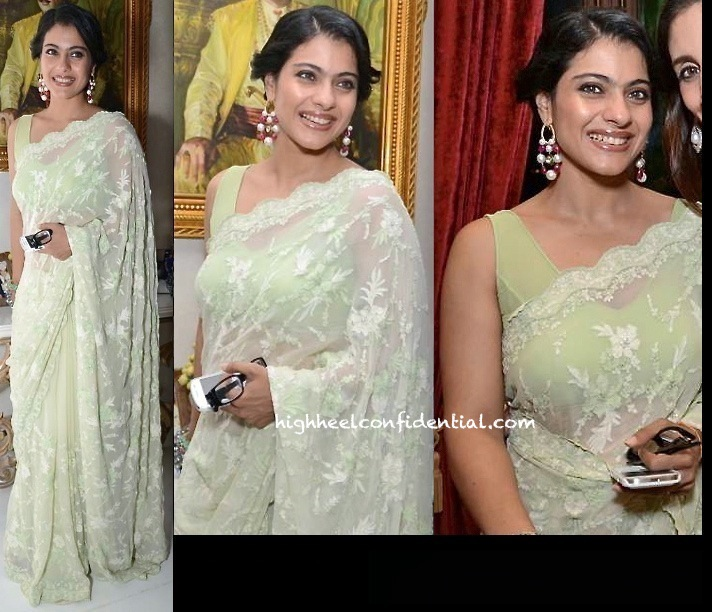 Kajol At Zareen Khan Iftar Party-1