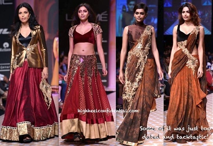 LFW A:W 2013- Archana Kochhar-2