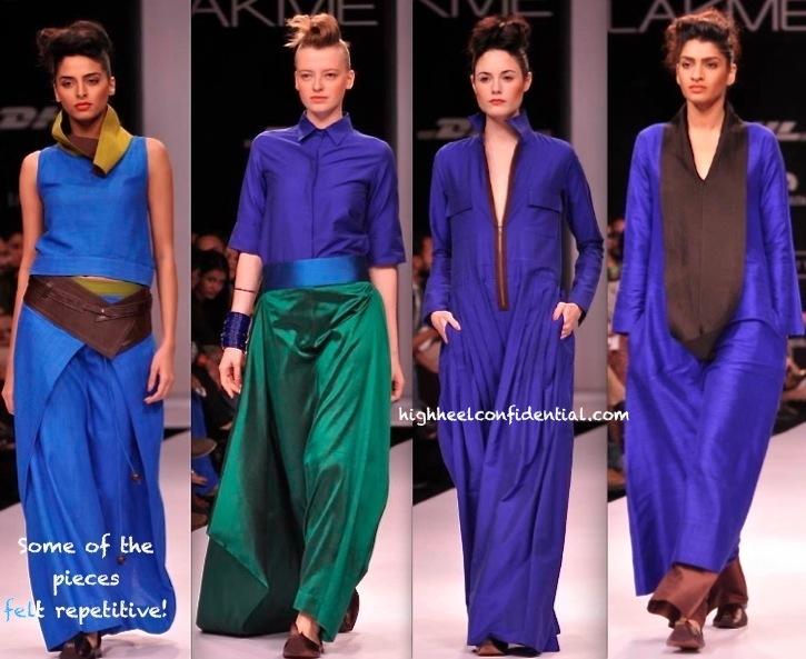 LFW A:W 2013- Payal Khandwala-1