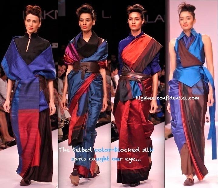 LFW A:W 2013- Payal Khandwala-3