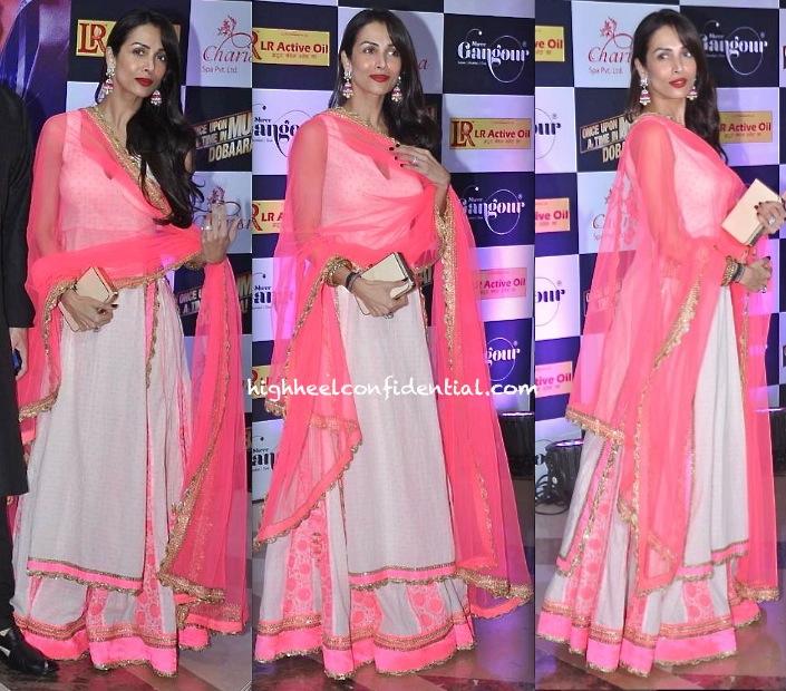 Malaika Arora Khan In Laila Motwane At Ekta Kapoor's Iftar Party-2