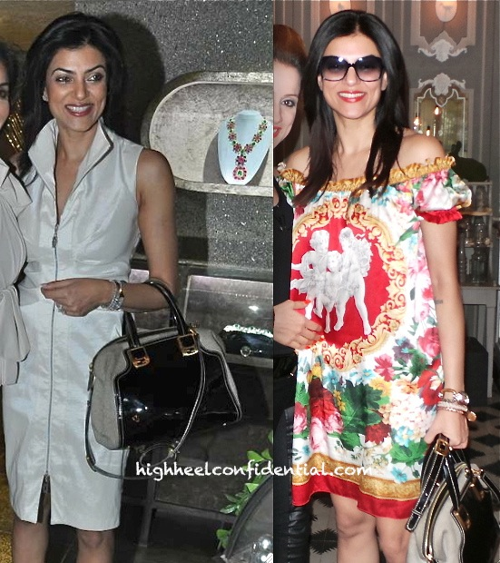 Sushmita Sen At Nido And At Queenie Singh Dhody Store Launch-1