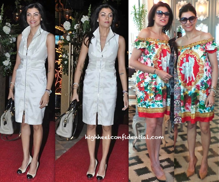 Sushmita Sen At Nido And At Queenie Singh Dhody Store Launch-2