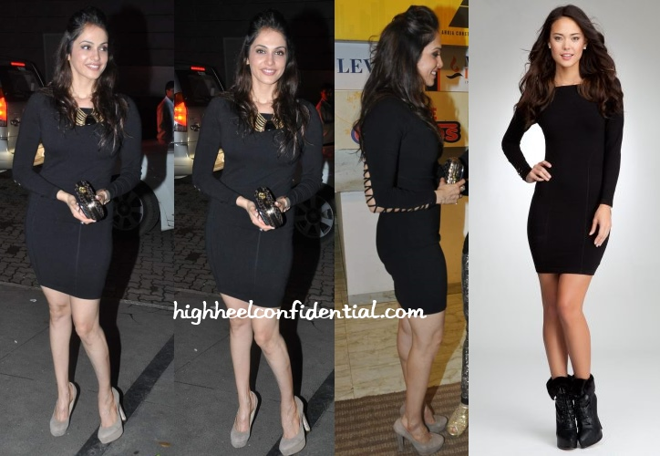 isha-koppikar-bebe-dress-morani-birthday-bash