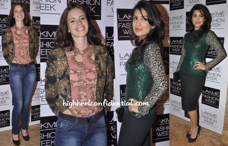 kalki-koechlin-pallavi-sharda-sabyasachi-lakme-fashion-week-finale