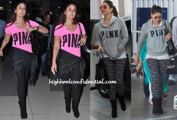 kareena-kapoor-pink-victoria-secret-satyagraha-dubai-airport