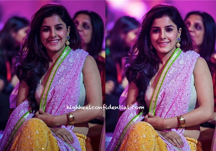 Isha Talwar On Day One Of SIIMA 2013 In SVA By Sonam and Paras Modi-2