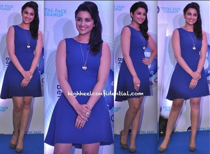 Parineeti Chopra In Zara At Nivea Event
