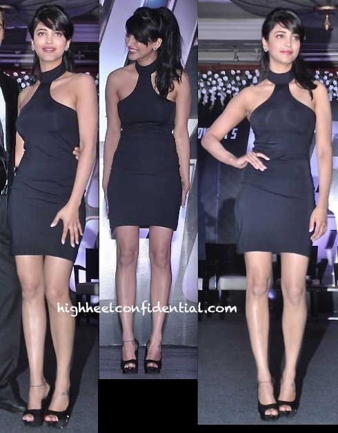 Shruti Haasan at welcome back moie launch-2