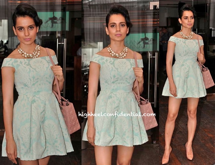 kangna ranaut launches her official website wearing topshop-1