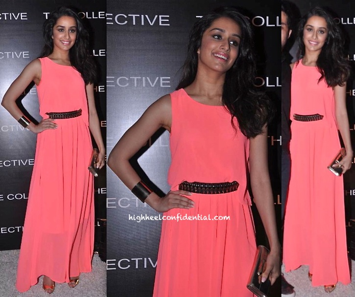 shraddha kapoor at the collective