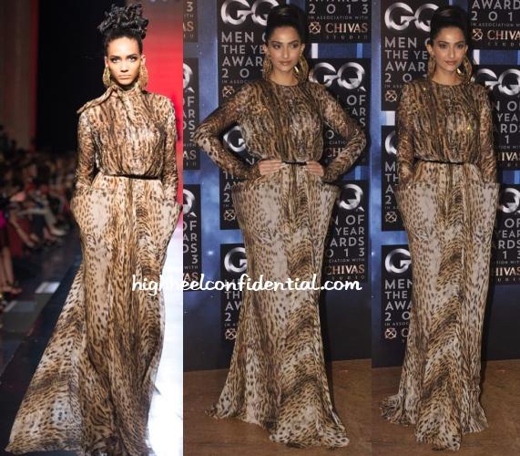 sonam-kapoor-jean-paul-gaultier-gq-men-of-the-year-awards-2013