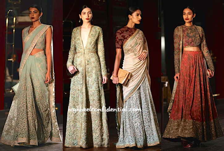 Sabyasachi 2014 Collection | www.imgkid.com - The Image ... Sabyasachi Bridal Collection 2014