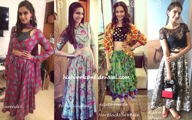 Get the look: sonam kapoor in marni and mrinalini chandra for khoobsurat