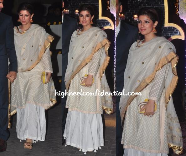 Riddhi Malhotra Tejas Talwalkar Wedding Reception Archives ...