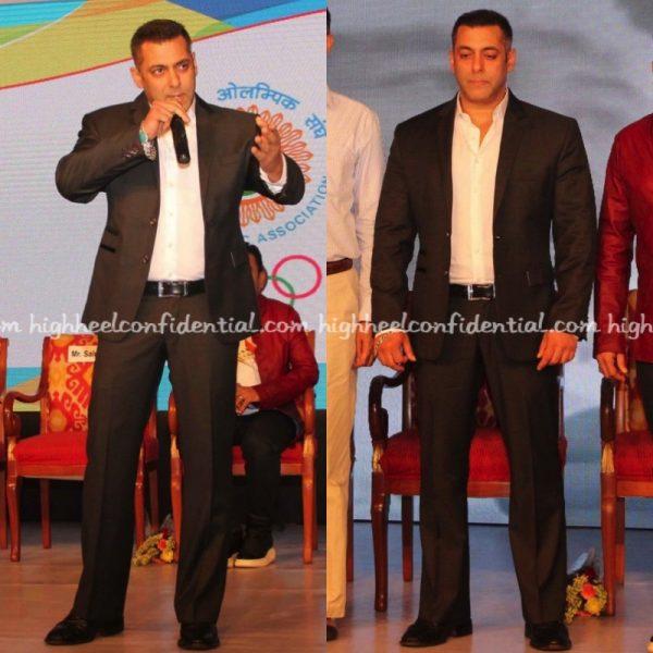 Salman Khan Shoes Heel
