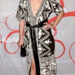 Debra Messing In Naeem Khan