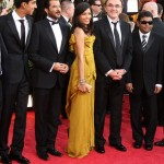 Anil and A.R. At The Golden Globes