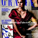 Lara On Grazia India: A First Look