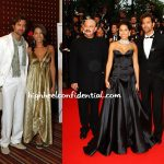 Hrithik and Barbara at Cannes 2009: 'Bright Star' Premiere