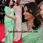Sharmila Tagore At Cannes 2009: Up Premiere