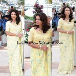 Sharmila At Cannes: A First Look