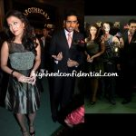 The Bachchans at IIFA 2009: Day One