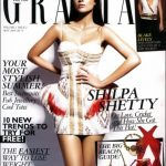 Shilpa On Grazia India: (Un)Covered
