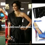 Sonam at IIFA 2009: Day Two
