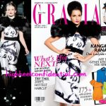 Kangana Ranaut On Grazia India: (Un)Covered