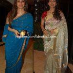 Face Off: A Sari Edition
