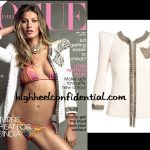 Gisele on Vogue India: (Un)Covered