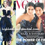 Kajol and Shah Rukh on Vogue India: (Un)Covered