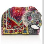 camel-elephant-peacock-judith leiber minaudiere